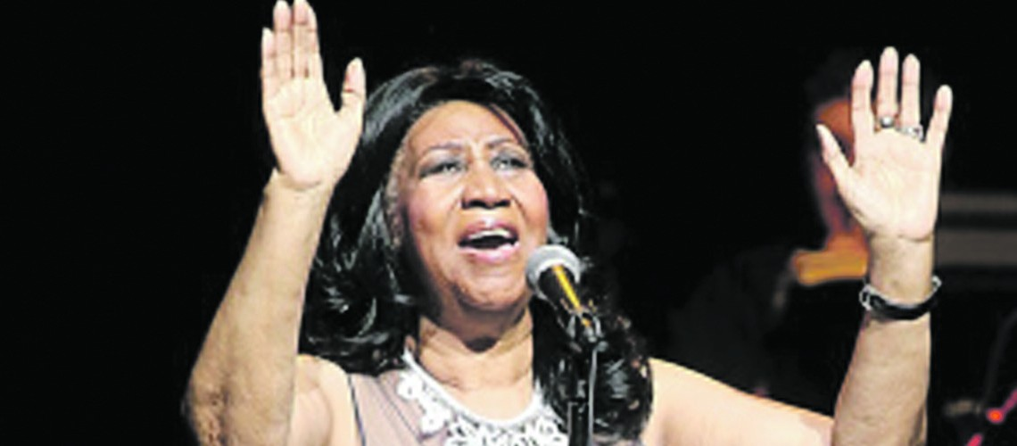 Queen of Soul says new cover album feels fresh