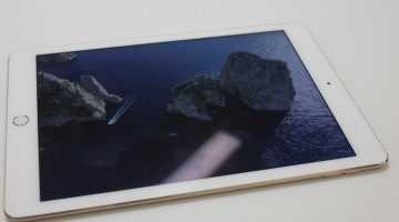 REVIEW BETTER CAMERAS LESS GLARE IN IPAD AIR 2