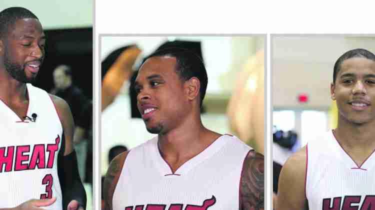 Reinvention of Miami Heat