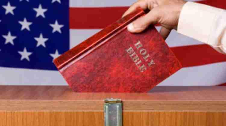 Religion and Politics do Mix