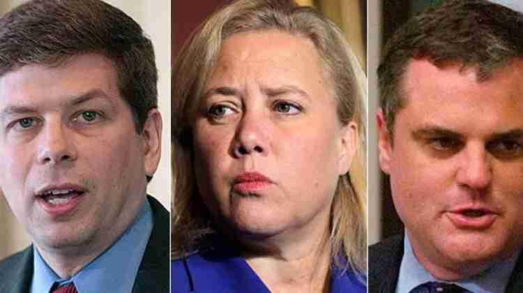 SENATE DEMOCRATS BORROW $10M AS RACES TIGHTEN