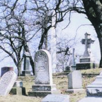 Slaves quest for freedom ends at Oakdale Cemetary