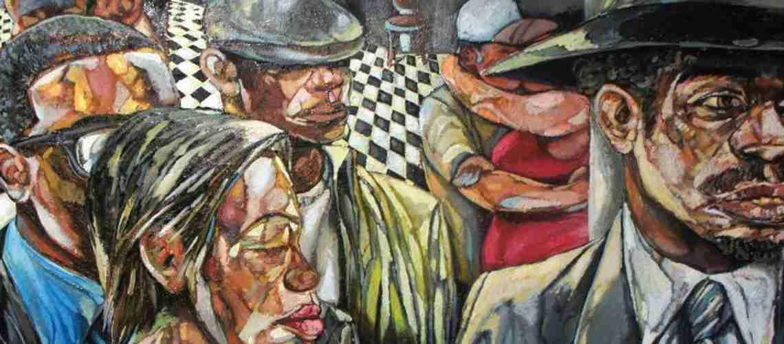 Stingy Brim- Old Dillard pays tribute to black social life