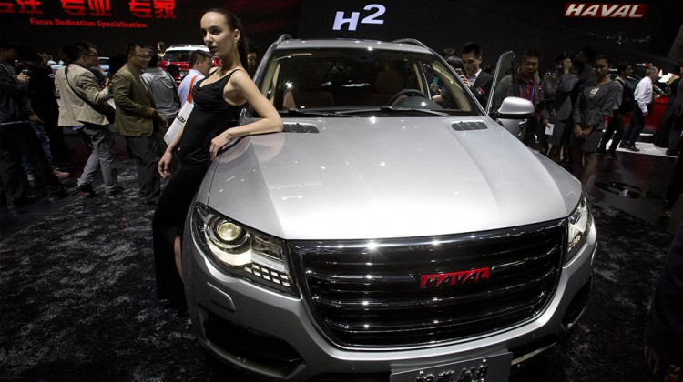 THE SUV GOES FROM ALL-AMERICAN TO GLOBAL STAR