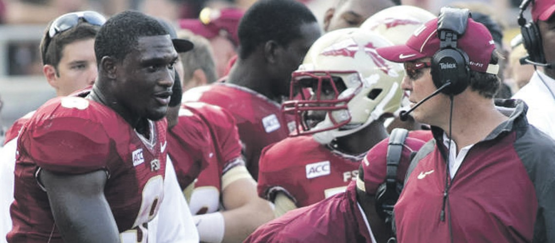 Youngsters making plays for FSU