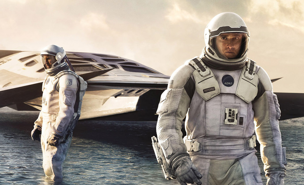 'Interstellar' a sublime cosmic knockout