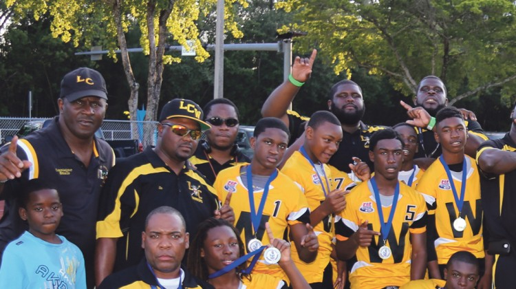 2014 POP WARNER SUPER BOWL WINNERS
