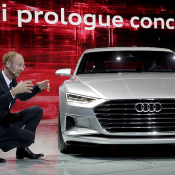 Automakers debut key models at LA Auto Show