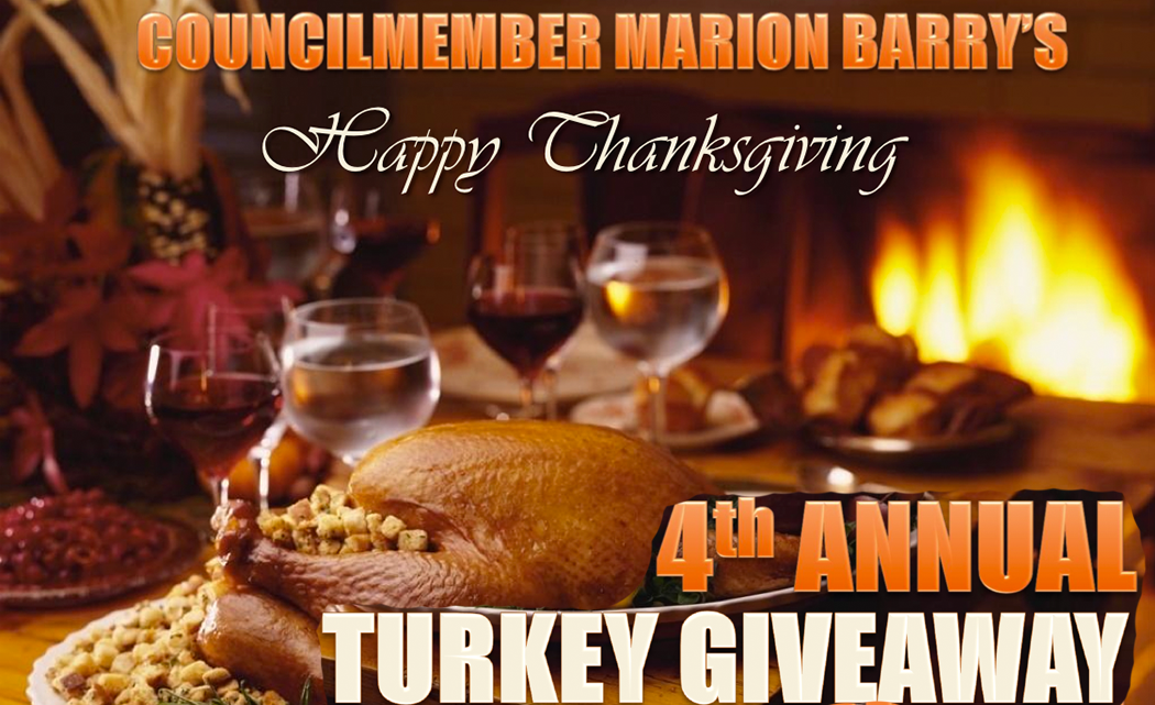Barrys turkey giveaway to go on despite his death