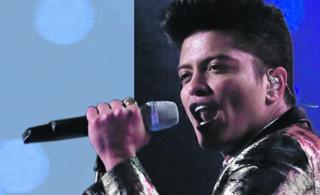 Bruno Mars joins Rock in  Rio; Vegas venue revealed