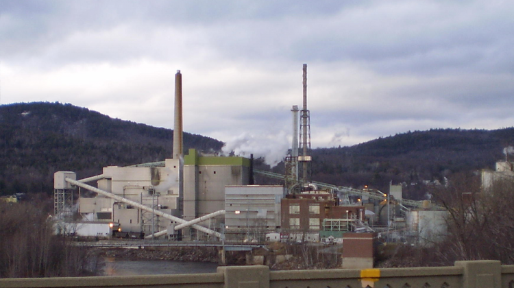 Decline of Maines paper mills hurts middle class
