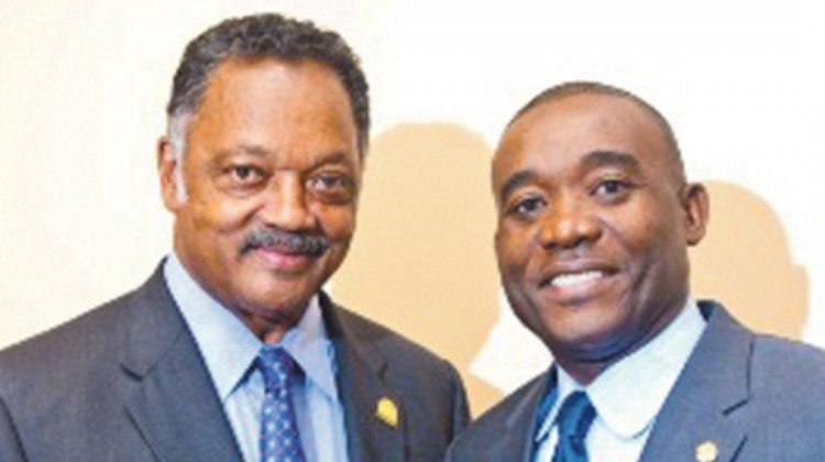 First Haitian Commissioner, first Haitian Chairman