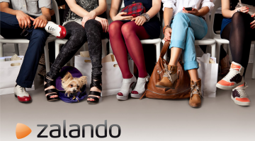 Gap in deal with European online retailer Zalando