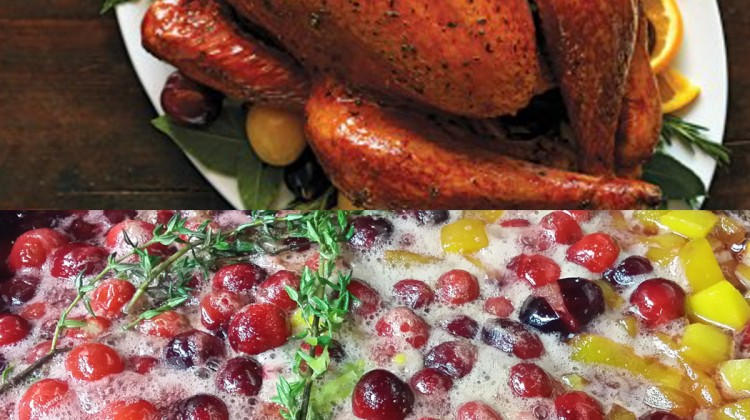 Giving thanks for stress-free feast