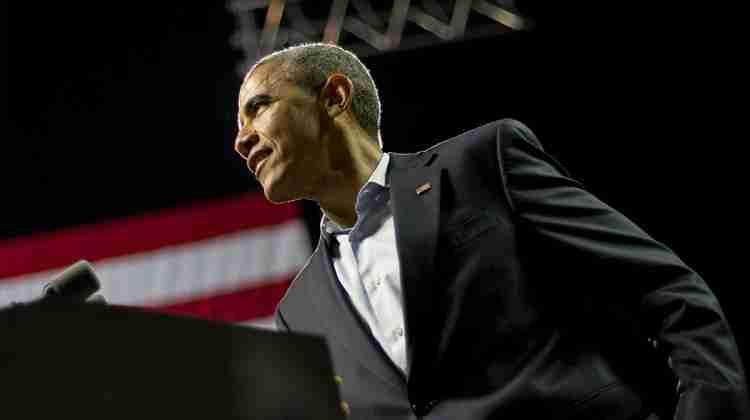 Late Obama push for Dems in ConnPa gov races