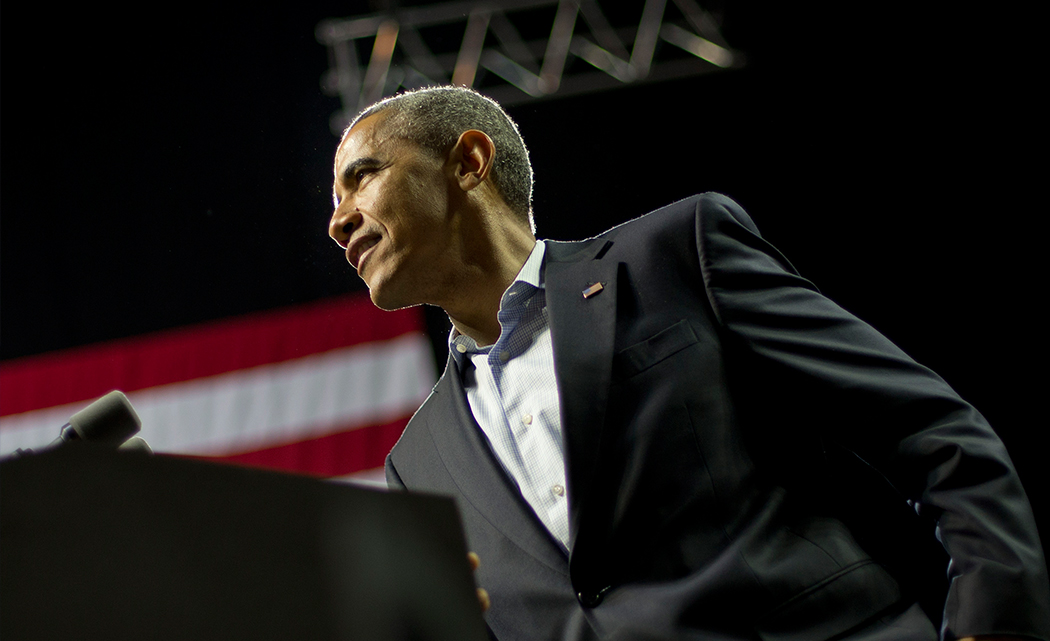 Late Obama push for Dems in ConnPa gov races