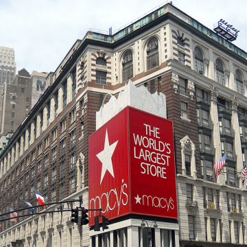 Macys 3Q profit tops Street cuts 2014 outlook