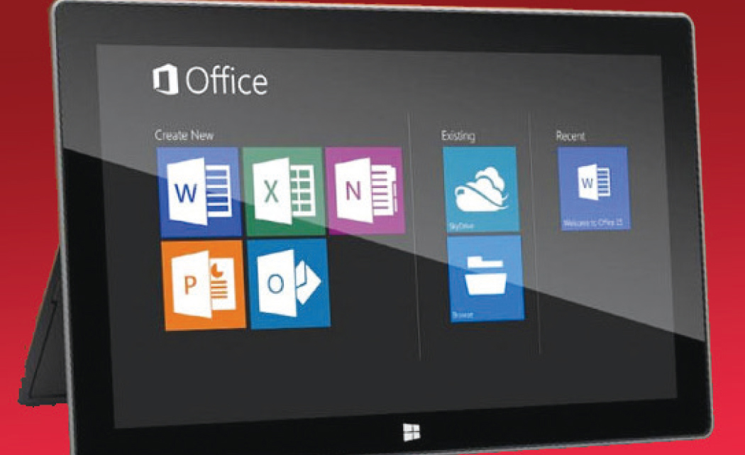 Microsoft gives away  Office apps for iPhone, iPad