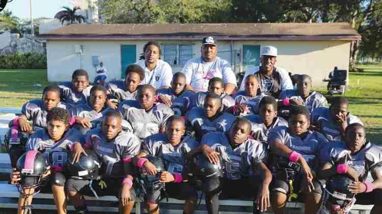 N. Miami Oak Grove Park Raiders