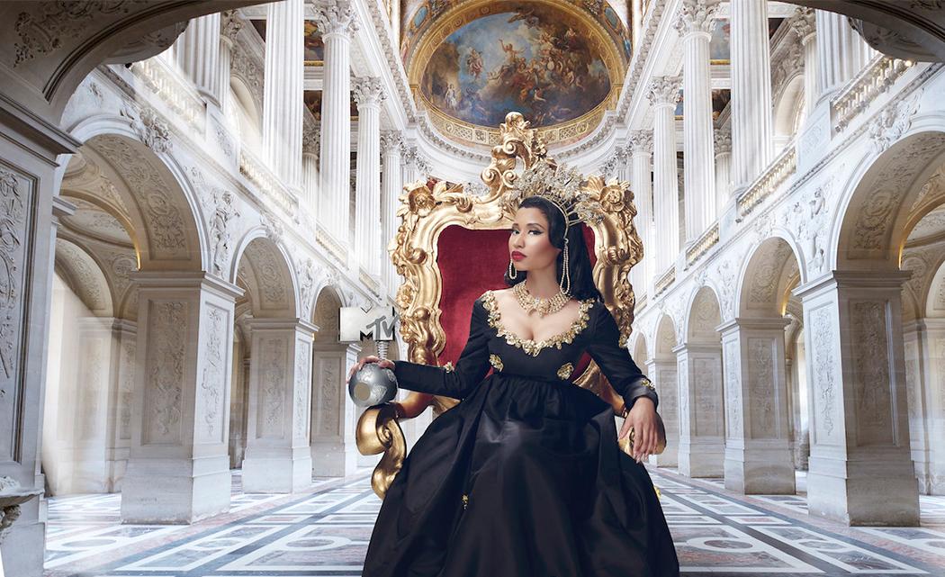 Nicki Minaj hosts as MTV EMAs come to Glasgow