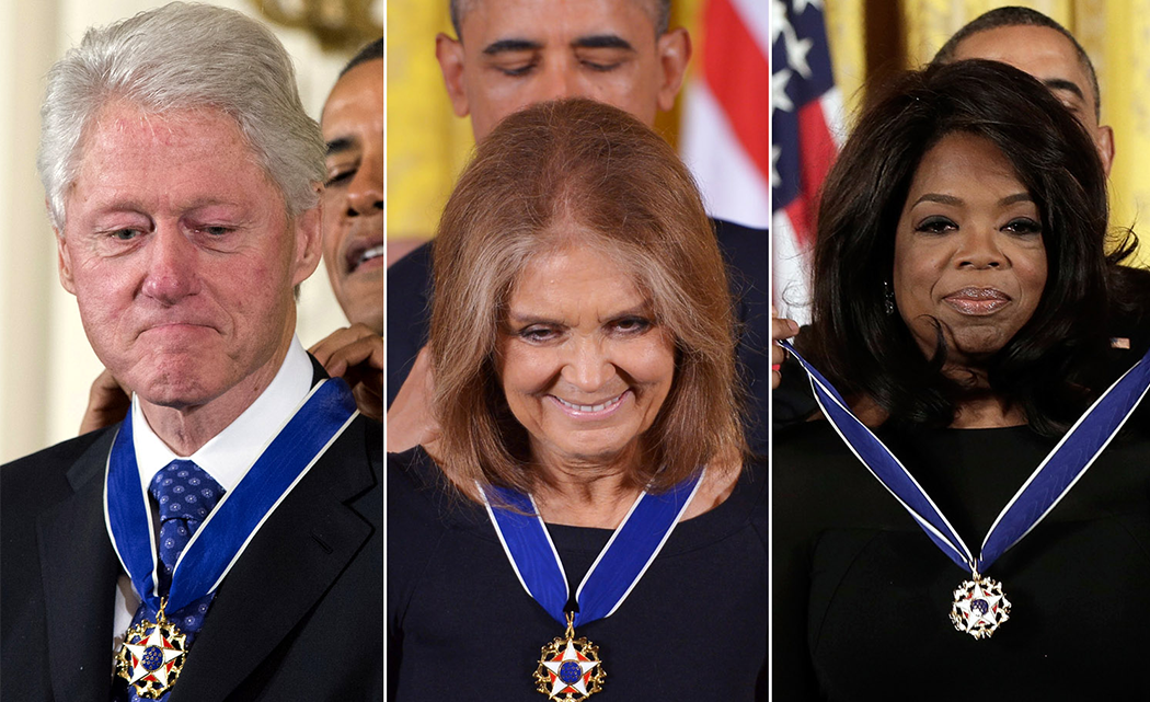 Obama to award Presidential Medal of Freedom_3