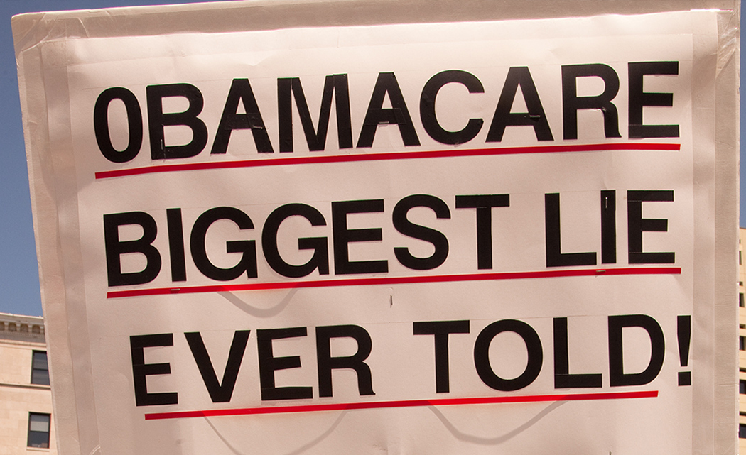 Obamacare a scam on America