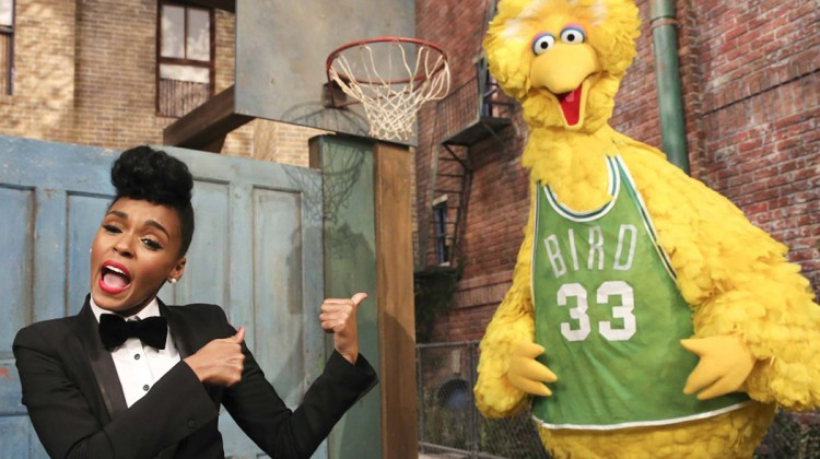 Sesame Street marks 45th birthday