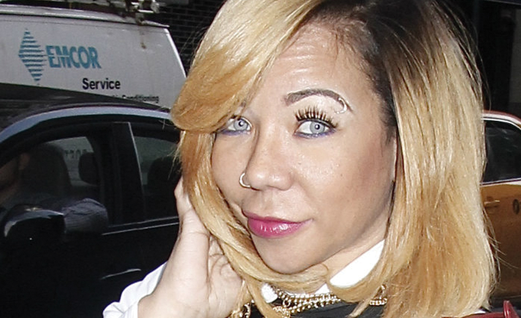 "Tameka ""Tiny"" Harris- The eyes have it!"