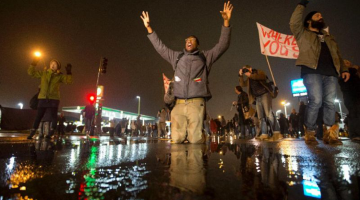 Uncertainty fuels speculation on Ferguson decision