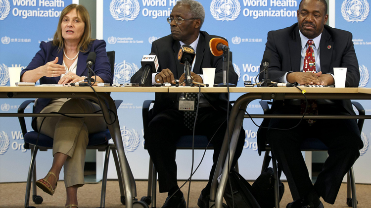 WHO Use Ebola survivors' blood to treat patients