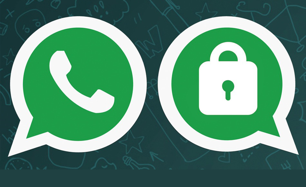 WhatsApp encrypts messages from beginning to end