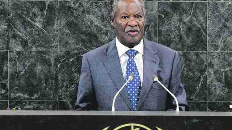 Zambian  president  dies after  long illness