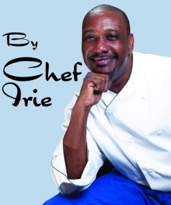chef irie sig
