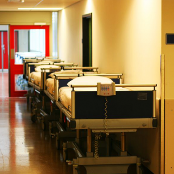 17 percent drop in hospital patient harm