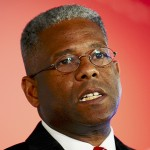 Former U.S. Congressman Allen West attends the Faith and Freedom Coalition Road to Majority Conference in Washington