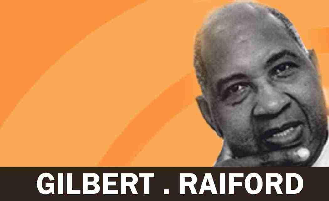 GILBERT-RAIFORD