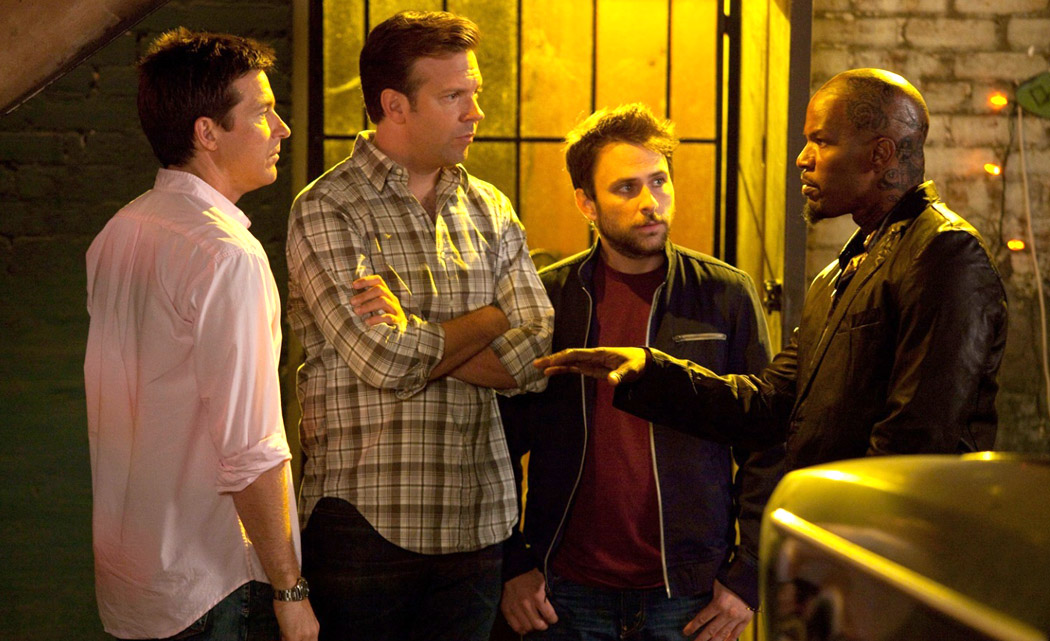 Horrible Bosses 2 gets better second time around