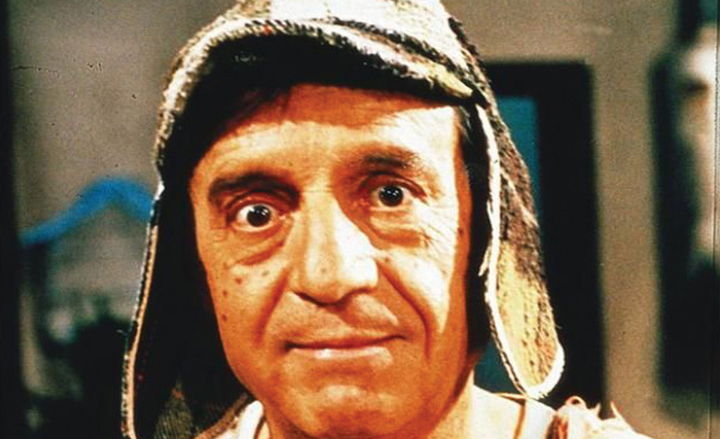 Iconic Mexican comedian 'Chespirito' dies at 85