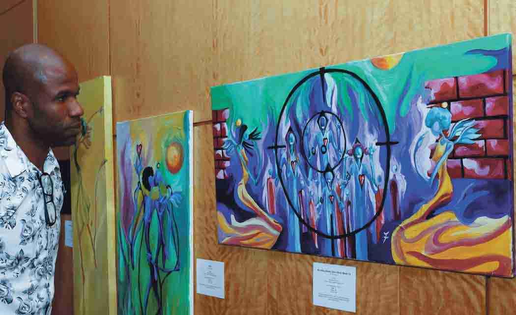 JaFleu's-art-expresses-pain-of-recent-tragedies