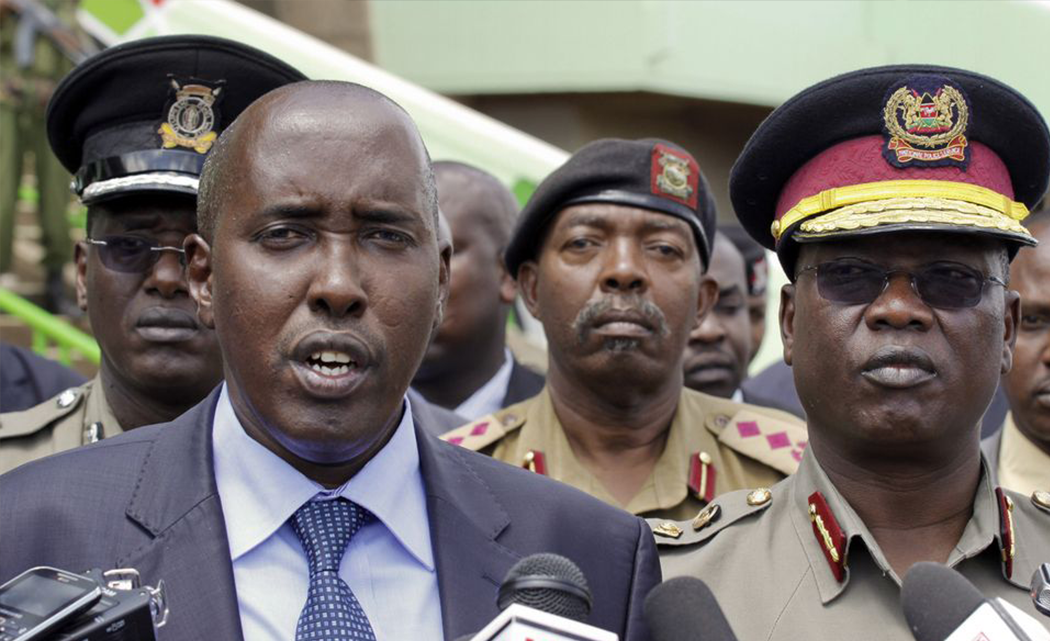 Kenya security shakeup after extremist attacks