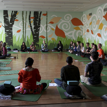 Mindfulness helps teens cope with stress anxiety