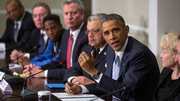 Obama-says-avoid-'militarized'-