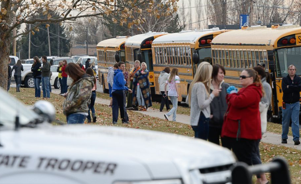 Police Utah teen planned to open fire at school