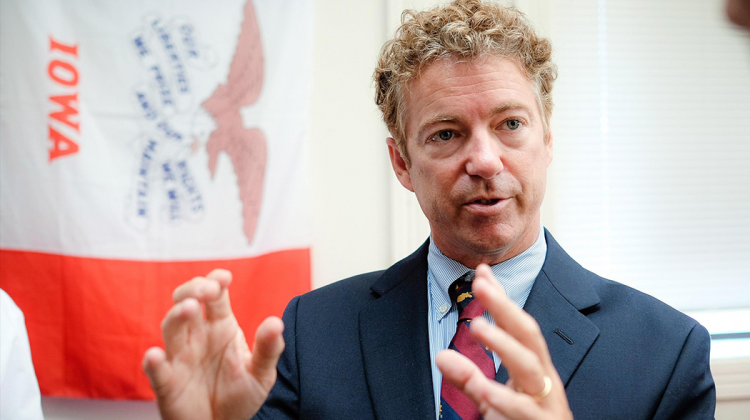 Rand Paul to run for Senate re-election in 2016