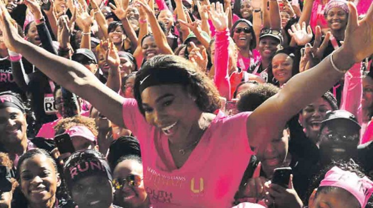 Serena-Williams-completes-her-first-5K-run