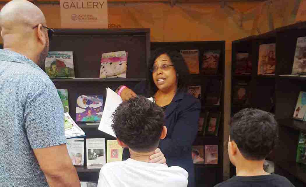 Teacher-turned-children-author-shows-work-at-Book-Fair-