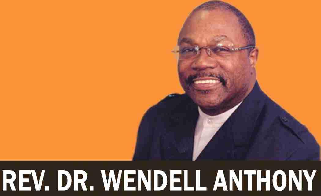 rev wendall anthony