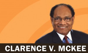 CLARENCE MCKEE