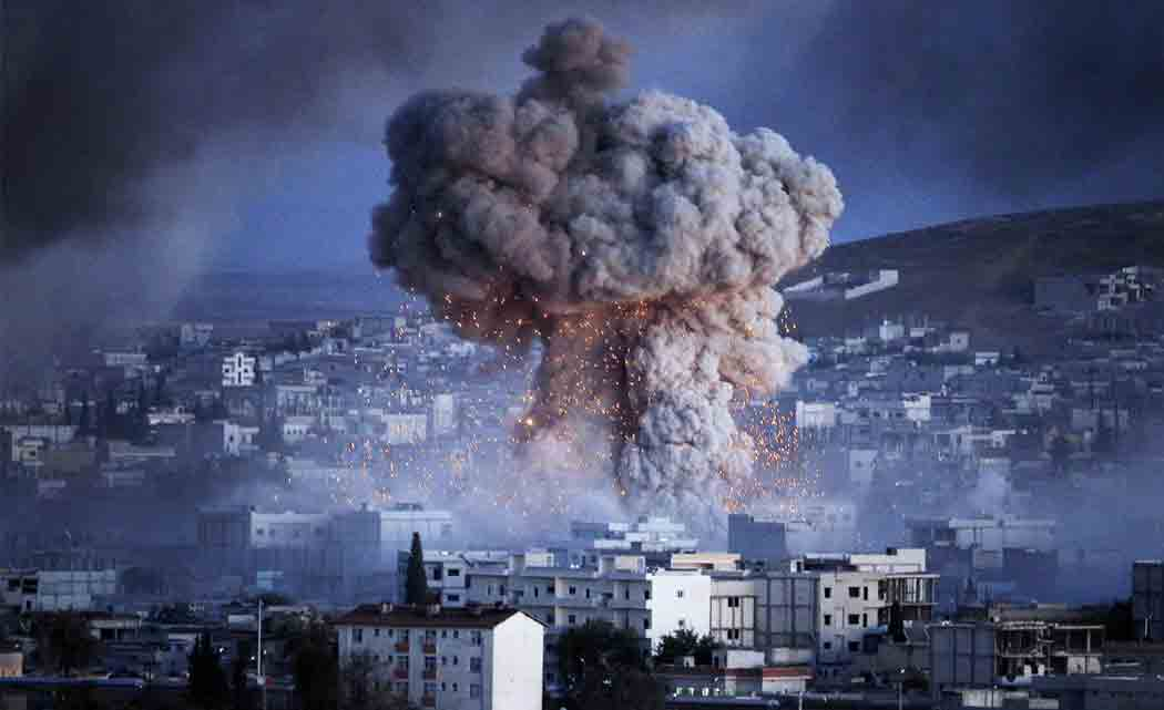 Islamic-State-group-nearly-pushed-out-of-Syrias-Kobani