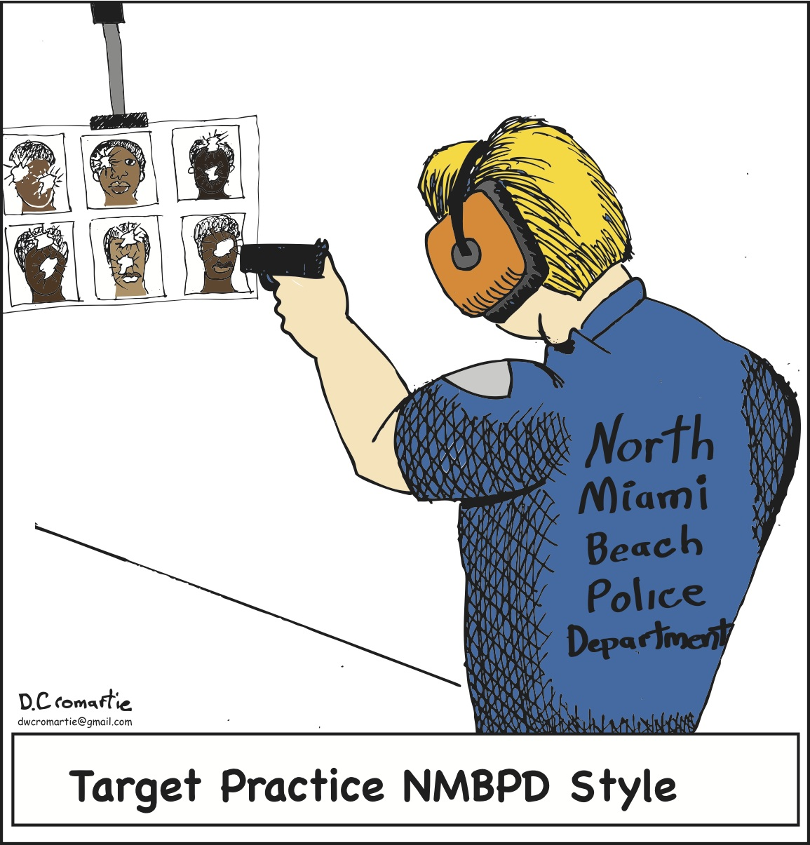 NMB police dpt